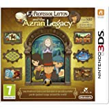 Professor Layton And The Azran Legacy [Importación Inglesa]
