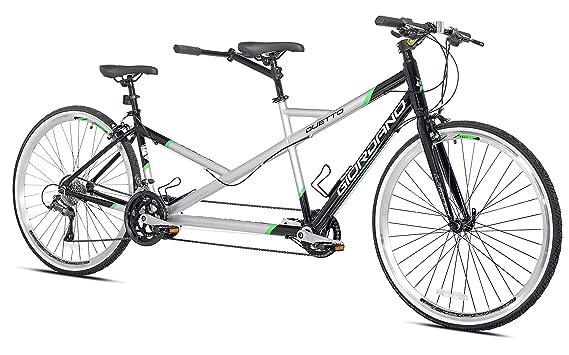 Giordano 700c Duetto Tandem Road Bikevc best tandem bikes