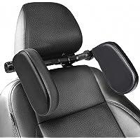 JZCreater Car Seat Headrest Pillow, Head Neck Support Sleeping Travel Seat Pillow with Cushion Foam,Premium Seat Head…