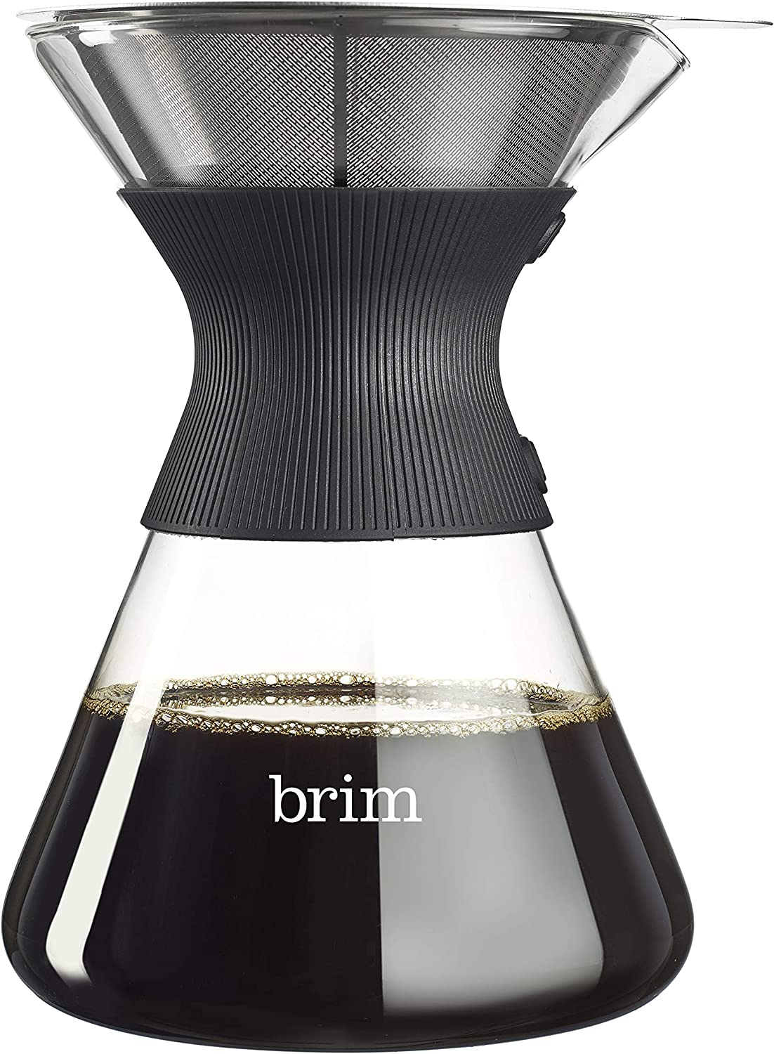 Brim 6-Cup Manual Pour Over Coffee Kit