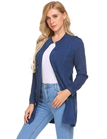 Image Unavailable. Image not available for. Color  SoTeer Women s Button-Front  Christmas Cardigan Sweater da6243c35