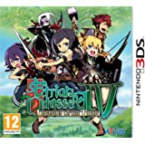 Nis America, Etrian Odyssey Iv: Legends Of The Titan Per Console Nintendo 3Ds