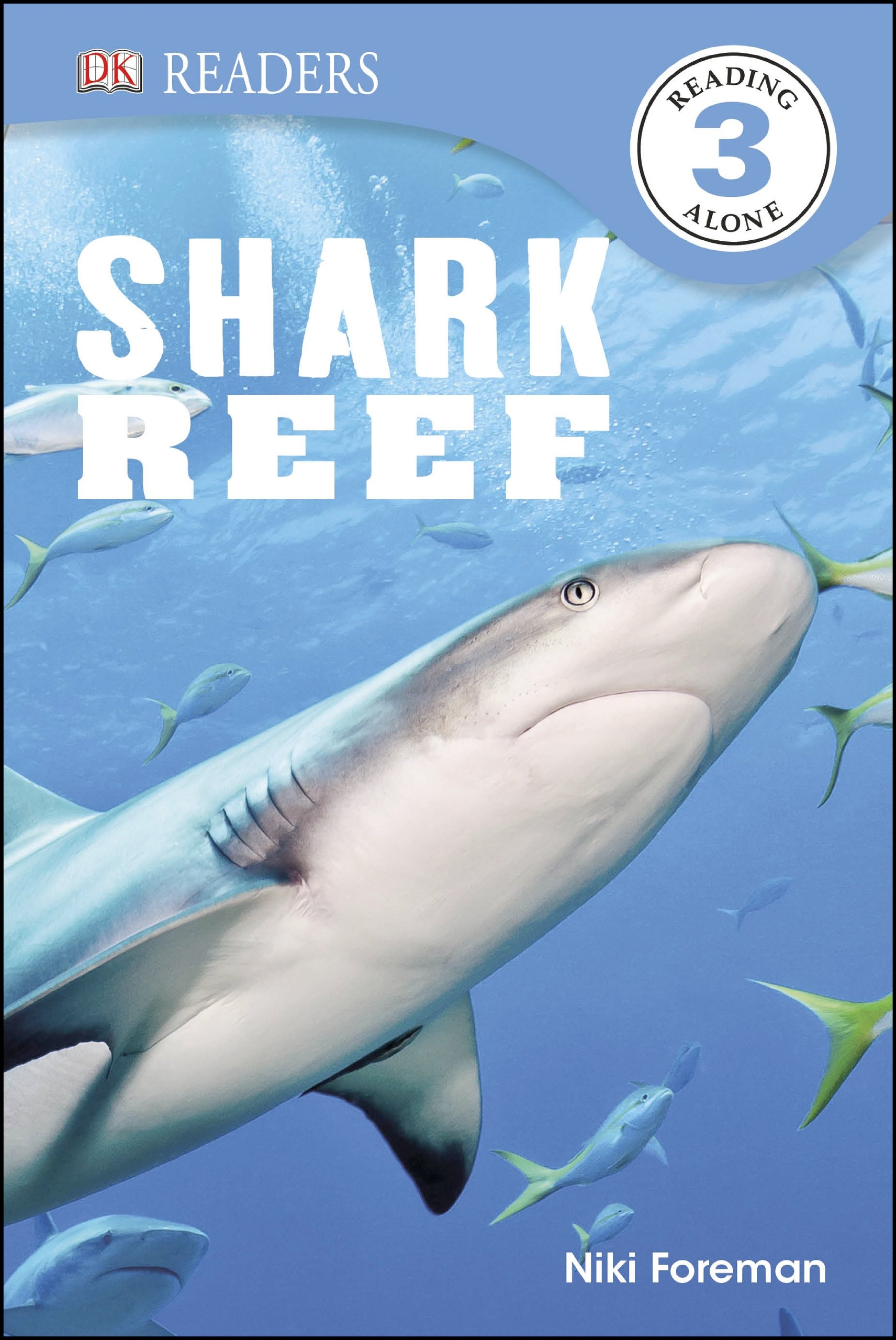 Read Online DK Readers L3: Shark Reef pdf epub