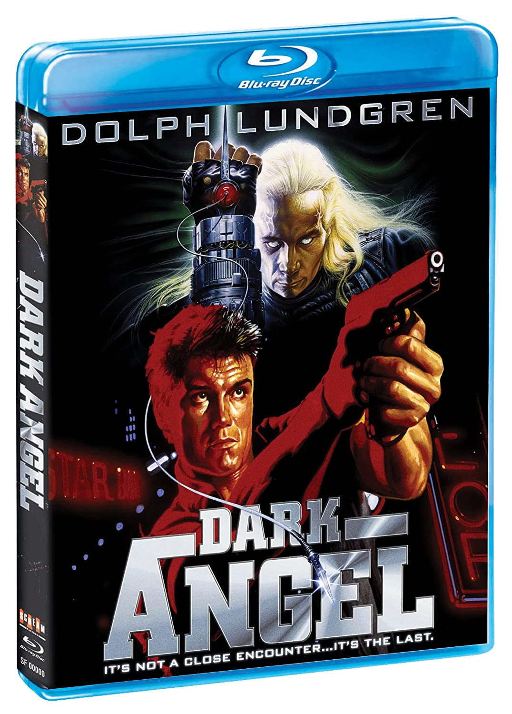 Dark Angel Blu Ray Dolph Lundgren Brian Benben Betsy Brantley Matthias Hues Jay Bilas Craig R Baxley Movies Tv