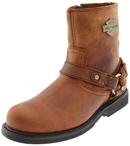 Harley Davidson Men S Scout Boot Amazon Co Uk Shoes Bags