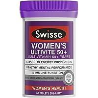 Swisse Womens 50+ Ultivite 60 Tablets