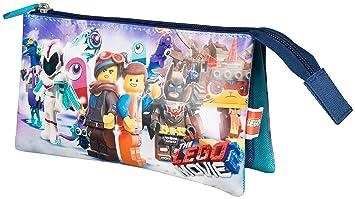 Sambro 6299 Lego - Estuche con 3 Bolsillos
