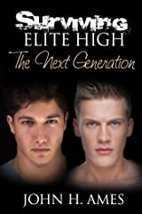 Surviving Elite High: The Next Generation: YA, LGBT Romance Kindle Edition