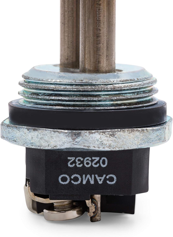Ultra Low Watt Density Camco 02932//02933 5500W 240V Screw-In Lime Life Foldback Water Heater Element