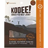 KOOEE! Grass-fed Beef Jerky Smoked Chipotle, 10 Count, Smoked Chipotle