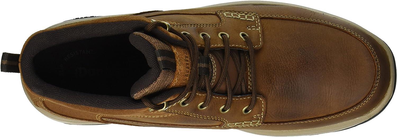 Dunham Mens 8000 Mid Boot Ankle 10 6E US tan