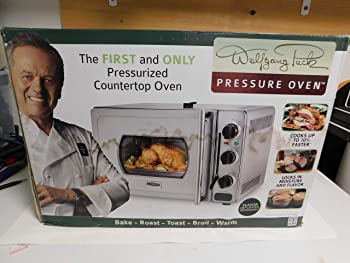 Wolfgang Puck Pressure Rotisserie Oven