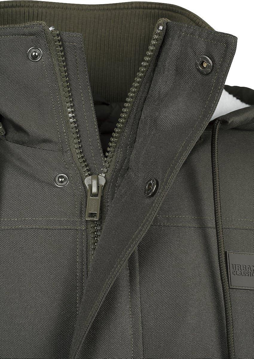 Heavy Hooded Winter Jacket Urban Classics