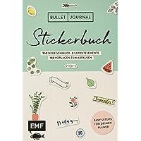 Bullet Journal – Stickerbuch Band 2: 900 neue Schmuck- und Layoutelemente: Mit Tipps für dein Journal-Setup und 100 Vorlagen zum Abpausen