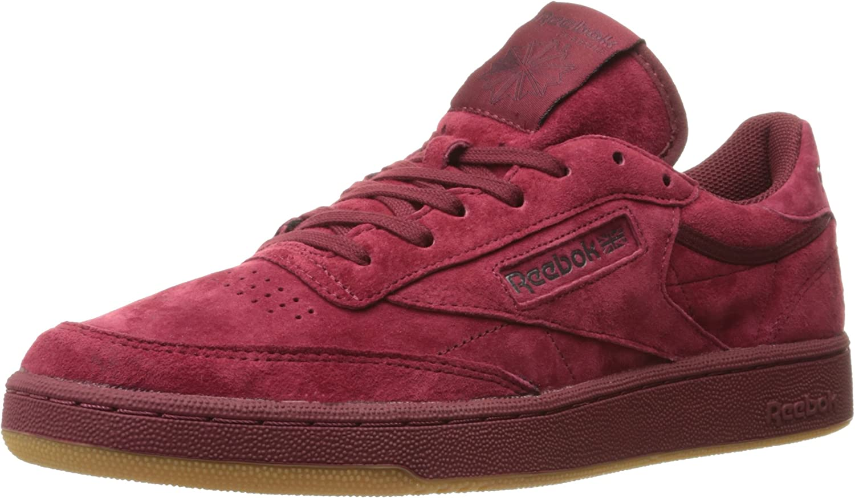 Choose SZ//Color Reebok Men/'s Club C 85 GS Sneaker