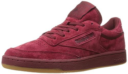 abc2220e7dd1e4 Reebok Men s Club C 85 TG Fashion Sneaker  Reebok  Amazon.com.au ...