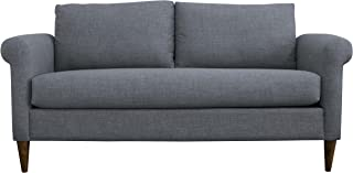 product image for Ashley Mid Sized Sofa (Bennett Charcoal)