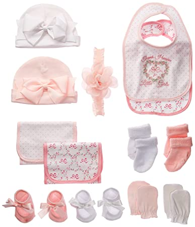 a0b56f5b7c1 Amazon.com   Little Me 13 Piece Baby Gift Set   Baby