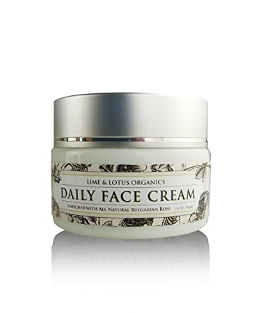 Facial cream made