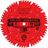 "Freud 10"" x 50T Thin Kerf Combination Blade (LU83R010)"