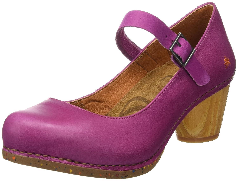 Art 1113 Heritage I Laugh, Zapatos de Tacón con Punta Cerrada para Mujer 36 EU|Rosa (Magenta)