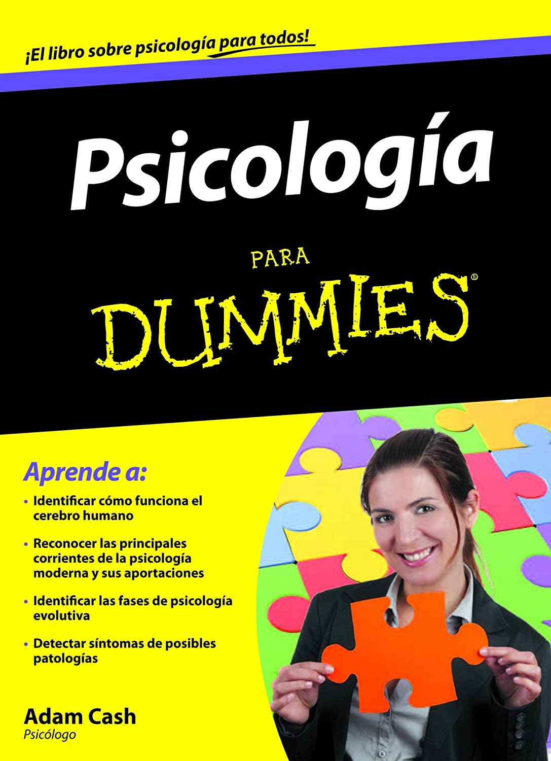 Psicología Para Dummies eBook: Cash, Adam: Amazon.es: Tienda Kindle