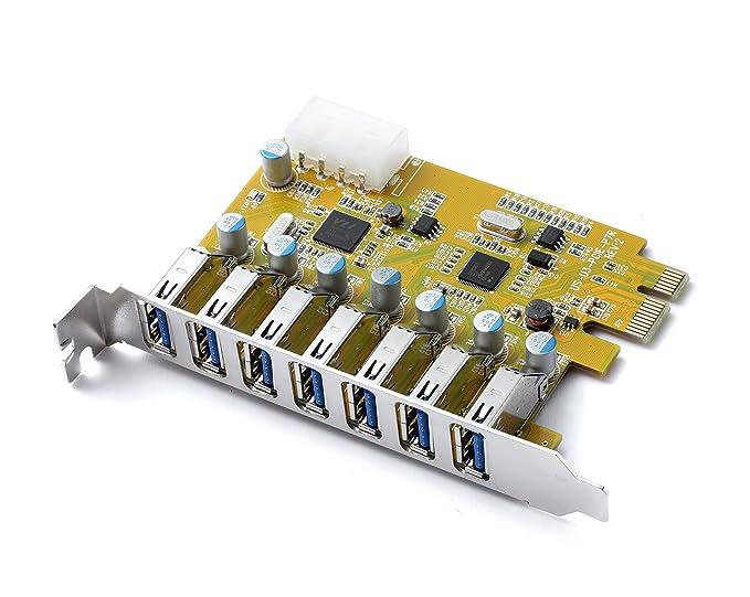 UtechSmart USB 3.0 PCIE tarjeta: Amazon.es: Electrónica