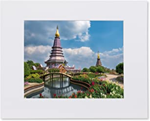Matted Photo Print – Fits an 11X14in Frame – Chiang Mai, Thailand