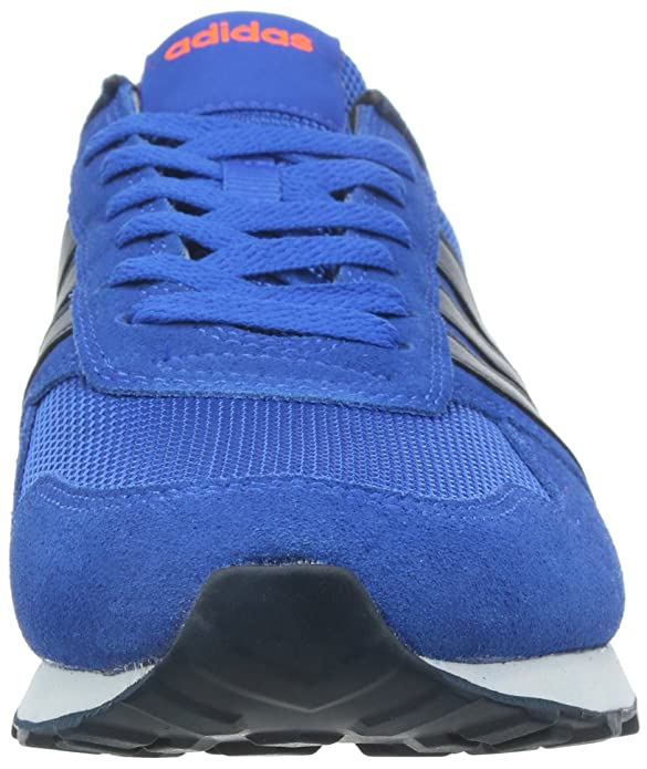 cheap for discount 3d3f5 d4a5e Adidas NEO10k - Scarpe da Ginnastica Basse Uomo, Blu (Blau (BlueCollegiate  NavySolar Orange)), 41 13 EU Amazon.it Scarpe e borse