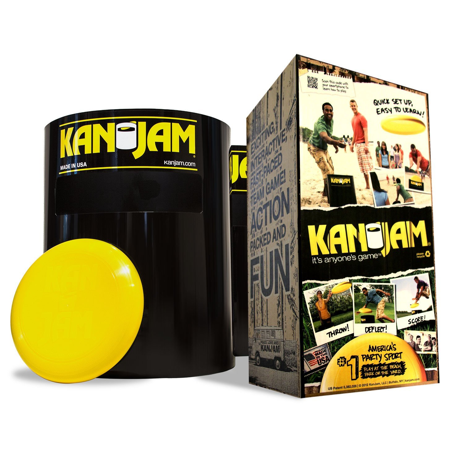 Frisbee Game kit by Kanjam