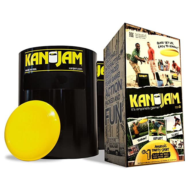 The Kan Jam Ultimate Disc Game travel product recommended by Ciara Hautau on Lifney.
