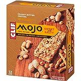 CLIF MOJO - Trail Mix Bar - Peanut Butter Pretzel - (1.6 Ounce Snack Bar, 12 Count)