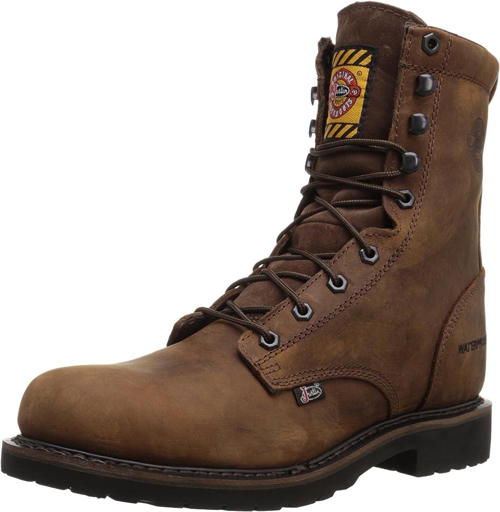 Wyoming Worker II Waterproof Steel Toe