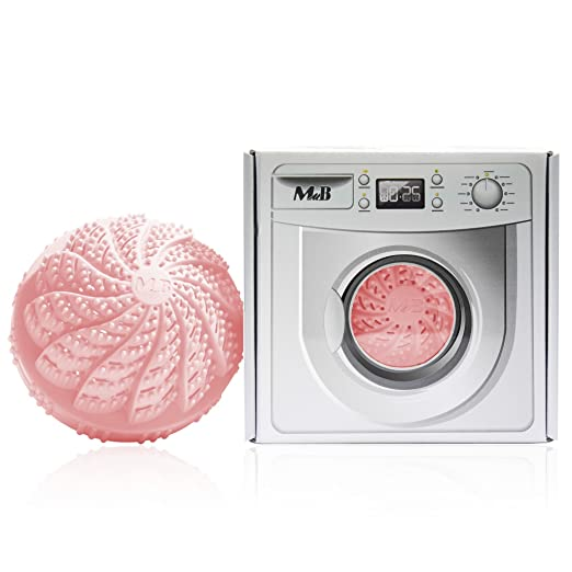 Bola de lavado biológica: lavar completamente sin detergente ...