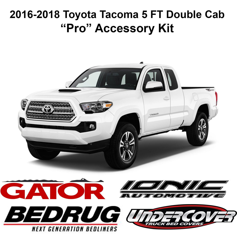 Gator 2016 - 2018 Toyota Tacoma 1,5 m Double Cab accesorio \