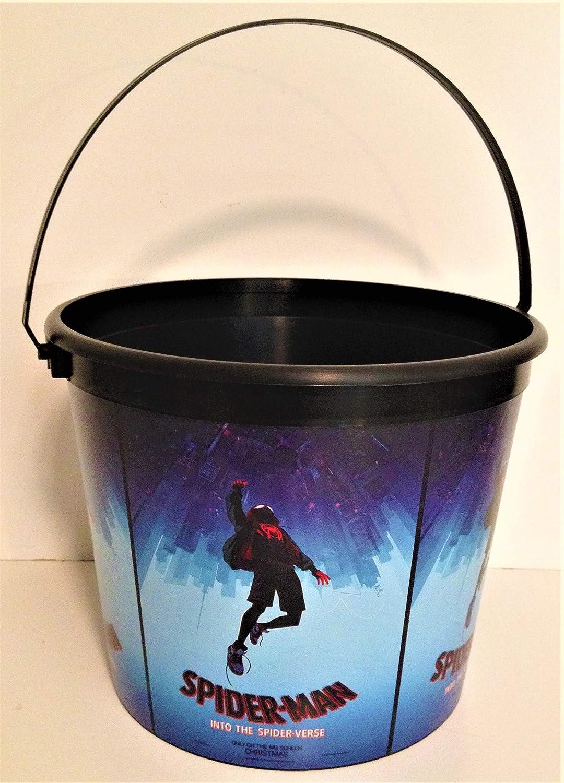 Marvel Comics: Spider-Man Into the Spider-Verse Movie Theater Exclusive 170 oz Plastic Popcorn Tub