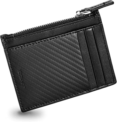 Acazon Mens Leather Wallet Bifold Trifold Wallet ID Wallet Slim Credit Card Holder US Stock