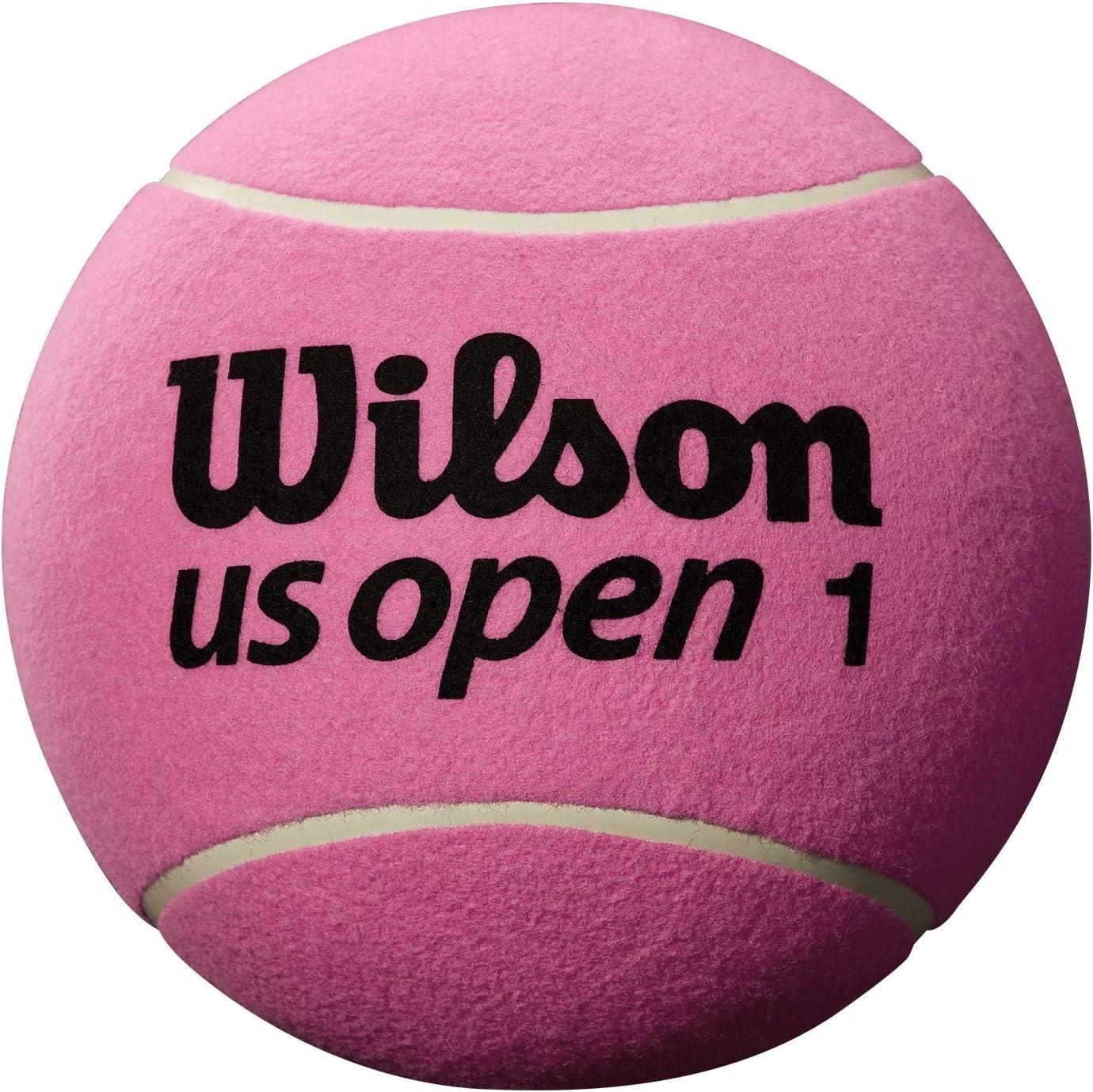 Wilson US Open Jumbo Pelotas de Tenis, Color Rosa: Amazon.es ...