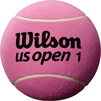 Wilson US Open Jumbo - Pelota de Tenis, Color Rosa: Amazon.es ...