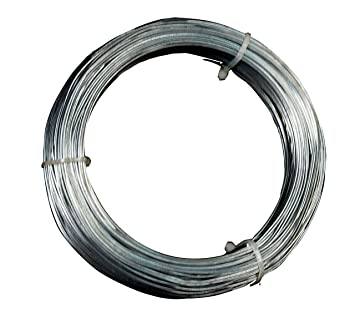 Suspend It 8850 12 Gauge Hanging Wire 100 Foot Roll For Installation