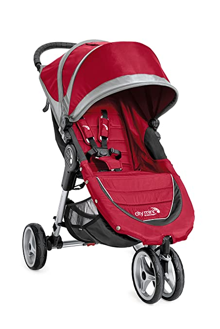 Passeggino Baby Jogger City Mini 3 Crimson