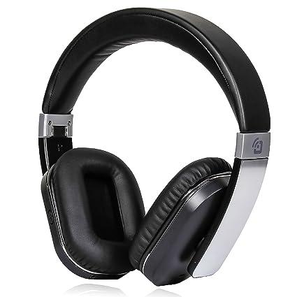 1734b2cb62d Active Noise Cancelling Bluetooth Headphones Wireless Canceling Microphone  Low Bass Response APTX Hi-Fi Audio