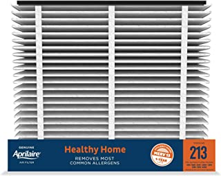 product image for Aprilaire - 213 A4 213 Replacement Air Filter for Whole Home Air Purifiers, Healthy Home Allergy Filter, MERV 13 (Pack of 4)