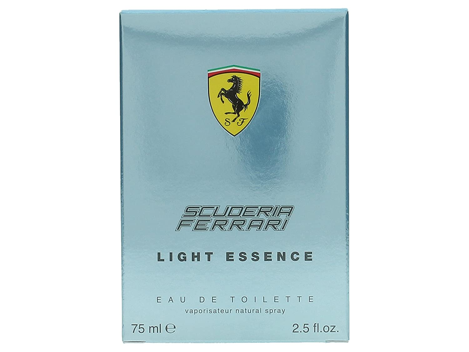 Ferrari - Light Essence - Eau de toilette para hombres - 75 ml: Amazon.es: Belleza