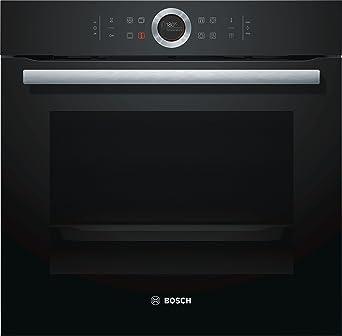 Bosch HBG675BB1 - Horno (Grande, Horno eléctrico, 71 L, 71 L, 30-300 °C, Negro)