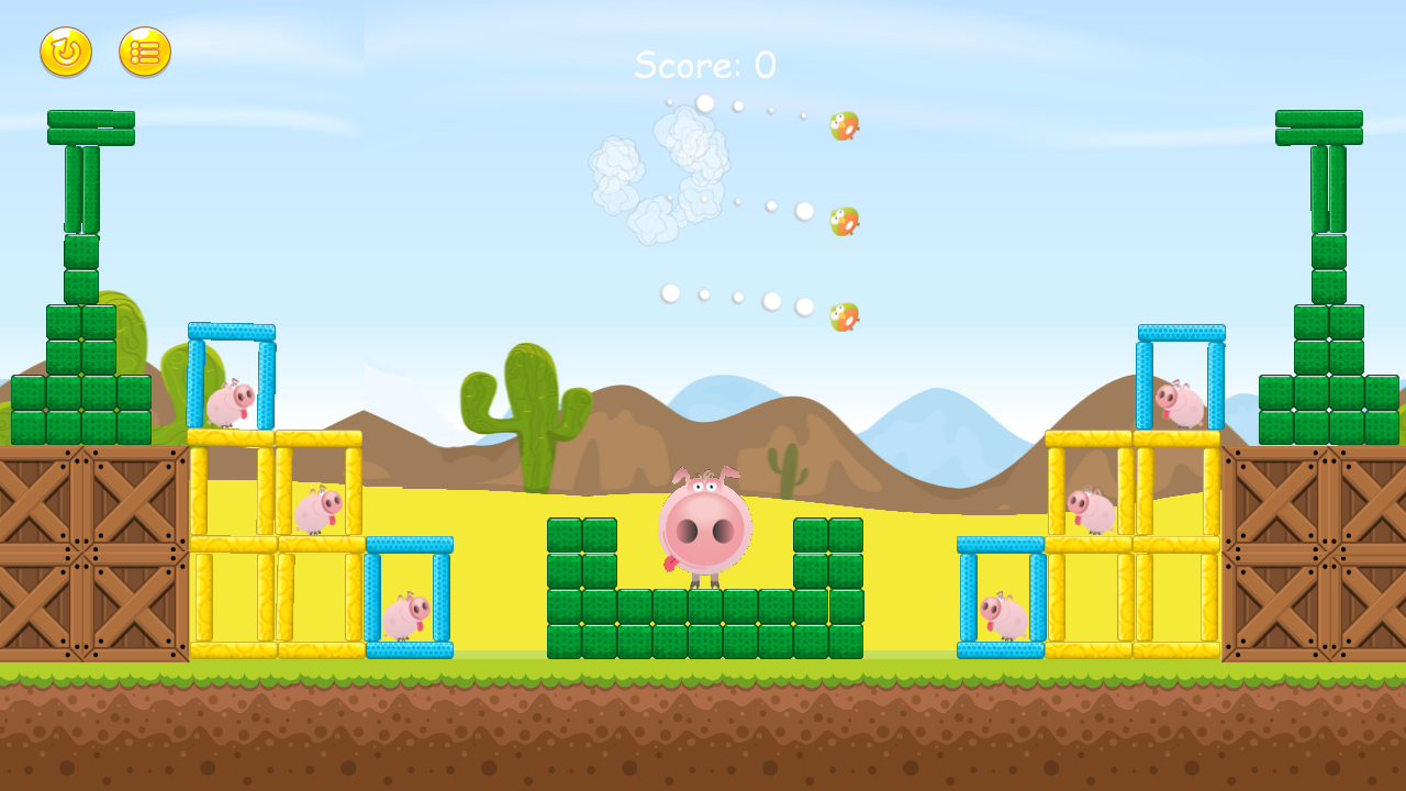 Cheeky Chickens 2 [Download]