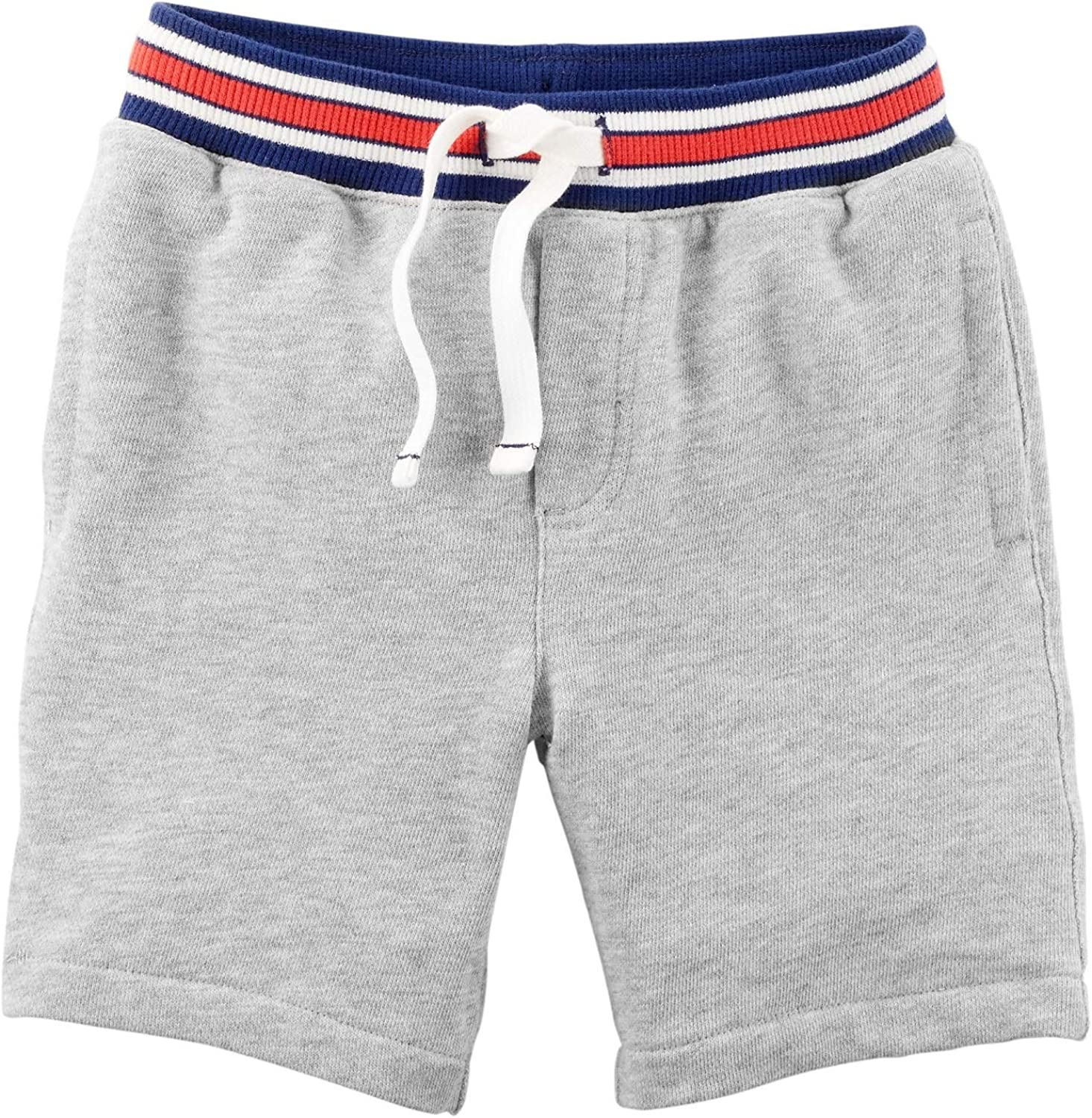 Carters Baby Boys Pull-On French Terry Shorts