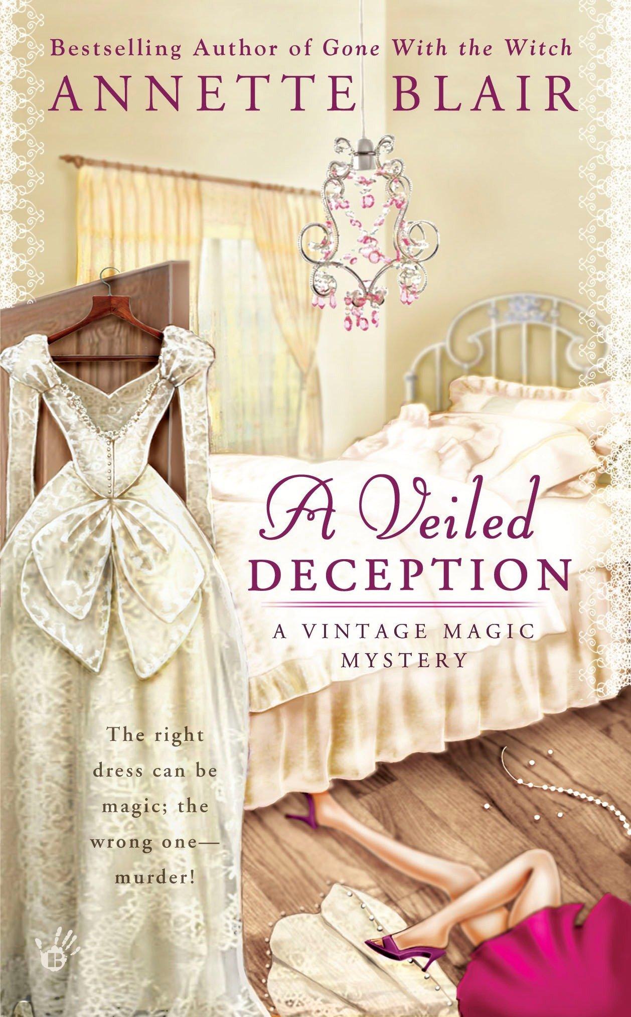 Download A Veiled Deception (A Vintage Magic Mystery) pdf epub