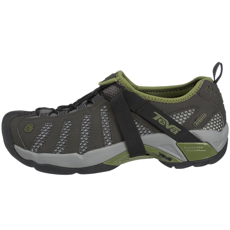 c3a84ad1067eef Amazon.com  Teva Sunkosi Shoe - Men s Shoes 09 BLACK OLIVE  Clothing