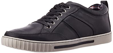 Steve Madden Men's Pipeur Fashion Sneaker, Black, ...